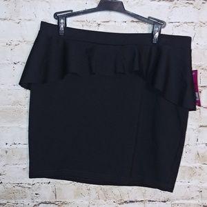 {Candies} ruffle mini skirt